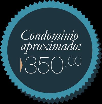 Vista Lagoa Condomínio R$350,00