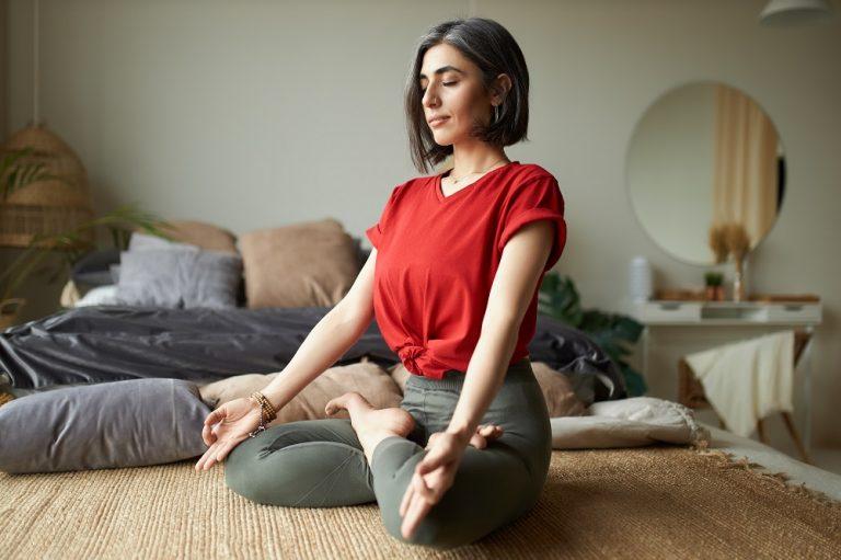 Feature Image: Espaço para meditação: 5 dicas para criar um em casa