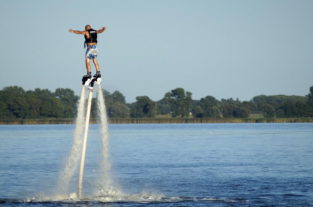 Feature Image: Flyboard: conheça o esporte e saiba como praticá-lo